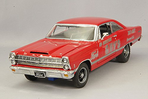 1967 Ford Fairlane 427R Drag Car Lightweight Ed Skelton ''TUFF E NUFF'' Limited Edition to 600pc Worldwide 1/18 Diecast Model Car GMP 18846 by GMP