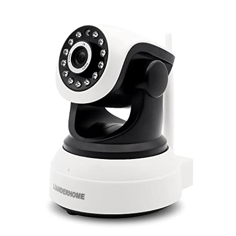 Amazon.com: Cámara IP inalámbrica de seguridad de vigilancia ...