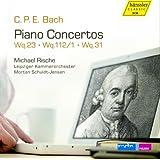 Concertos Pour Piano Wq.23, Wq.112/1, Wq.31