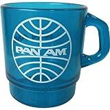 PANAM(ブルー)/アドバタイジングマグカップ
