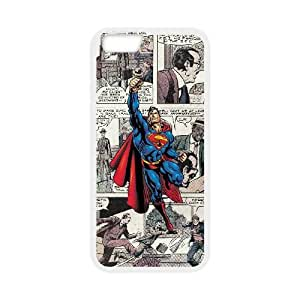 iphone6 4.7 inch Phone Cases White Superman JEB2252883