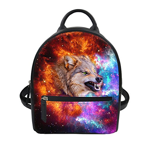 Dos À Rouge S Chaqlin One cc322z4 size Enfant 5 Wolf Sac 1 Femme nFnZXwHq