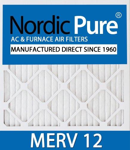 15x29x1 Exact MERV 12 AC Furnace Filters Qty 6