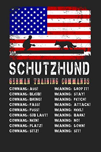 Schutzhund - German Training Commands: Anxiety Manager And Panic Attack Planner