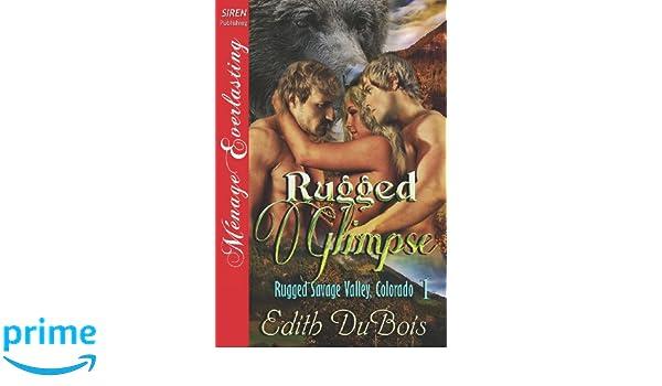 rugged glimpse siren publishing menage everlasting dubois edith