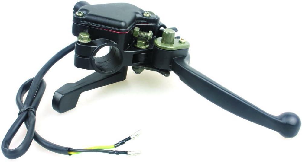 Lumix GC Brake Lever Thumb Throttle Assembly For 1987-2006 Suzuki LT 80 Quadsport LT80 Atv Quad