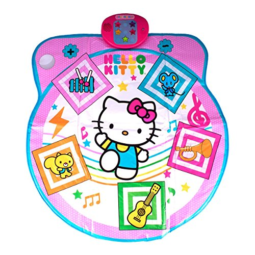 Hello Kitty Playmat Action Game