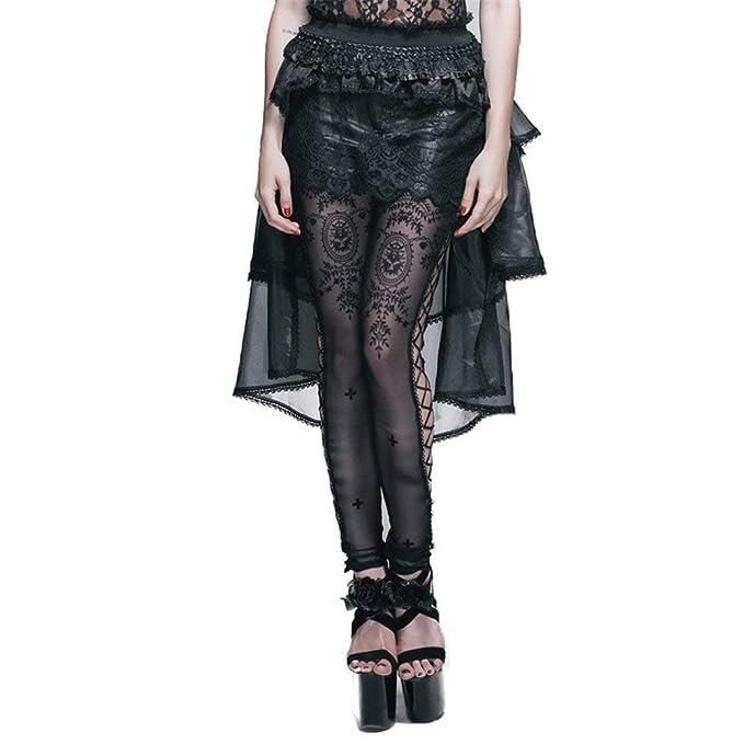 dbf41f92b Faldas para Mujer Casual Moda De Verano Falda Steampunk Mode De ...