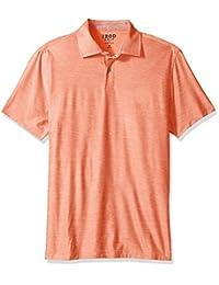 Izod Mens Golf Title Holder Short Sleeve Polo