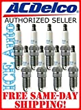 8 pack spark plugs - ACDelco 41-962 Professional Platinum Spark Plug (8 Pack)