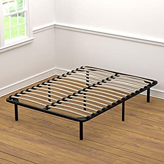 Handy Living Platform Bed Frame - Wooden Slat Mattress Foundation/Box Spring Replacement, Full (B002KQ5KQ6) | Amazon price tracker / tracking, Amazon price history charts, Amazon price watches, Amazon price drop alerts