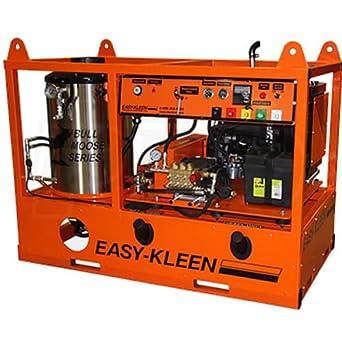 easy kleen bull moose professional 5000 psi diesel hot water rh amazon com Easy Kleen Pressure Washer Hot Water Easy Kleen Pressure Washer Parts