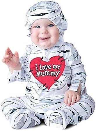 Fancy Me Bebé Niña Niño Adorable Momia EGIPCIA Pijama de Bebé ...