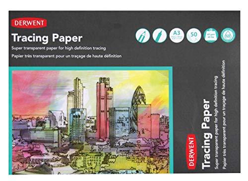 Derwent A3 Tracing Paper/Pad (2302179)