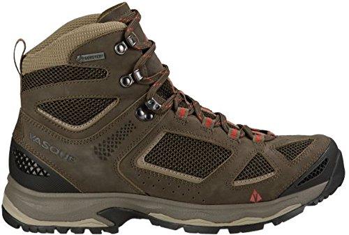 (Vasque Men's Breeze III GTX Black Olive/Bungee Cord Shoe)