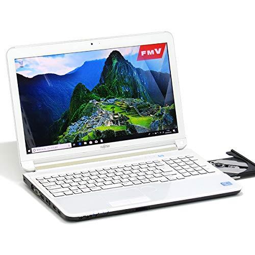 超美品の 中古パソコン ノートパソコン Webcam 本体 富士通 DVDマルチ LIFEBOOK AH77/G 新品SSD搭載 2.2GHz Windows10 Core i7 2670QM 2.2GHz 8GB 512GB Office DVDマルチ 15インチ 無線LAN Webcam テンキー B07QBBPYLY, リトルシップ:85092f8a --- arianechie.dominiotemporario.com