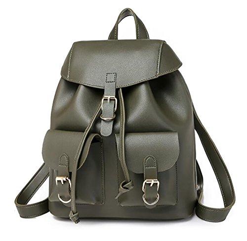 à 15 femmes de 30cm décontracté à mode PU Sac en multifonctionnel 26 cuir souple main sac dos sac de qpXTF5xBw
