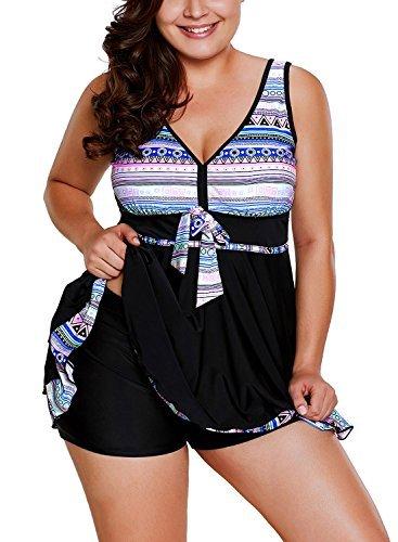 Buy plus size swimdress 22-24