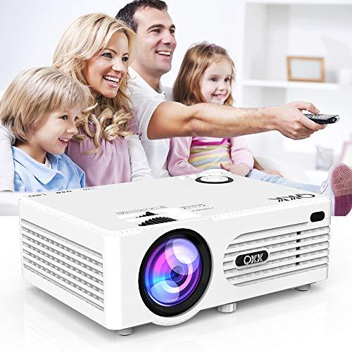 QKK Mini Projector
