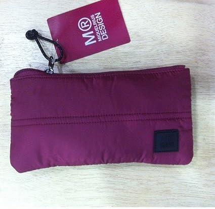 Miquelrius 18194 - Estuche plano acolchado purpura nordic colours: Amazon.es: Oficina y papelería