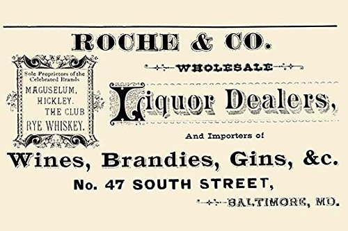Buyenlarge Roche & Co. Wholesale Liquor Dealers - 16