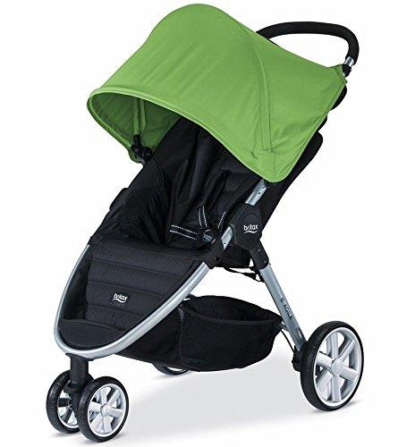 Britax Three Wheel Stroller - 7