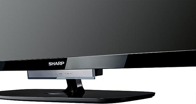 Sharp LC32LE630 - Televisión Full HD, Pantalla LCD 32 pulgadas: Amazon.es: Electrónica