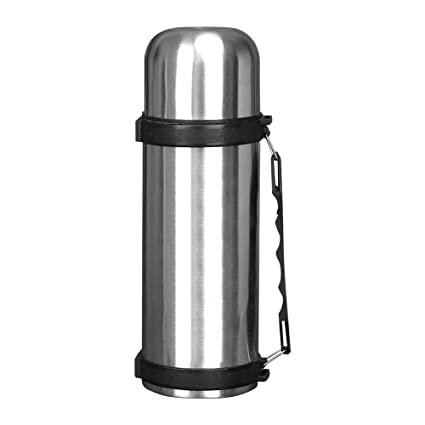 Ukallaite Botella de Agua Resistente de 1,2/1,5 l de Acero ...