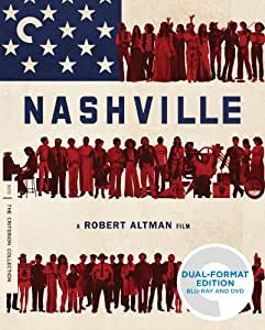 Nashville (The Criterion Collection) [Blu-ray + DVD]