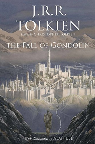 The Fall of Gondolin cover