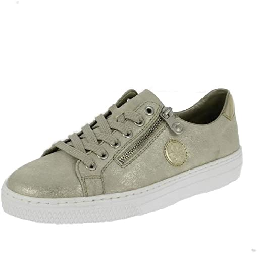 Rieker Delight Womens Casual Lace Up