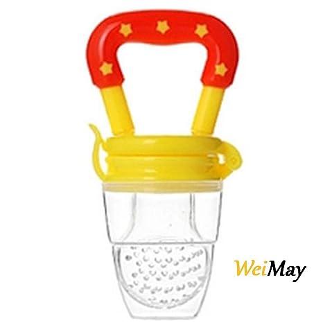 WeiMay Chupete de bebé Frescos Frutas Toddler Seguridad ...