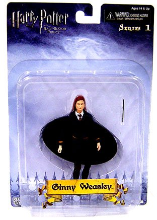 NECA Potter Prince Action Weasley