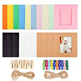 Ablus 2x3 Inch Photo Paper Film Album Set for