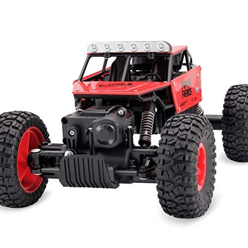 BEESCLOVER Kid Fun Toy regalo anti stress ragazzo M \u00e4dchen adulti 1 14 High Speed telecomando RC Rock Crawler auto da corsa Off Road Truck 2,4 EinwEG b
