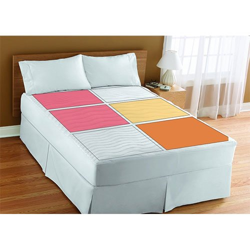 therapeutic heated mattress pad