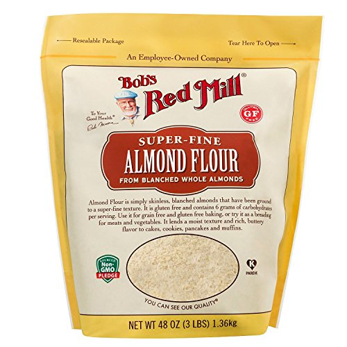Bob's Red Mill Almond Flour 3 lbs (Pack of 3) by Bob's Red Mill (Image #2)