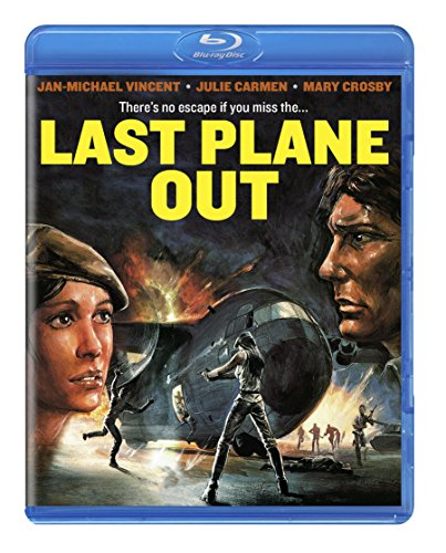 Last Plane Out [Blu-ray]