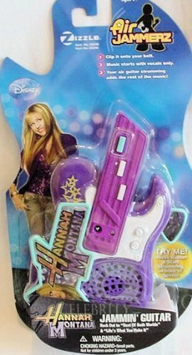 Zizzle Hannah Montana Air Guitar - Best of Both Worlds