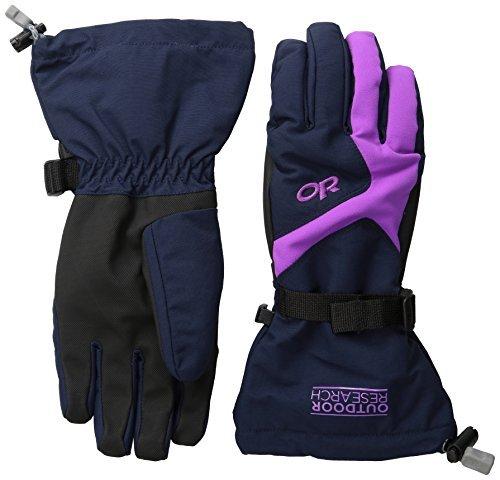 Outdoor Research Women's Adrenaline Gloves Night/Ultraviolet M [並行輸入品]