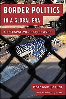Book Border Politics in a Global Era: Comparative Perspectives
