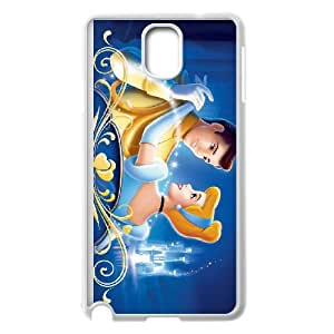cinderella dancingwide Samsung Galaxy Note 3 Cell Phone Case White 53Go-120377