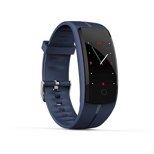 Deportivos Hombre y Deporte Reloj Reloj Digital Cuero Reloj Inteligente, Reloj Fitness Reloj Bluetooth Reloj Bluetooth Android Reloj Digital Pulsera Hombre ...