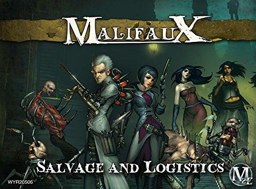 Outcasts: Salvage and Logistics Box Set - 2014 Edition