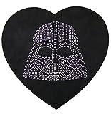 Star Wars Darth Vader Heart Shape Felt Box with Milk Chocolate Hearts