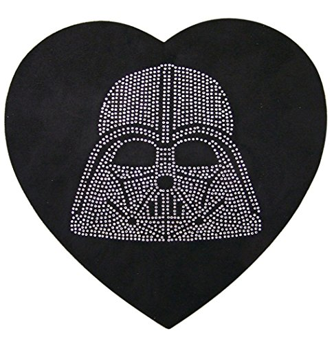 Star Wars Darth Vader Felt Box with Chocolate Hearts
