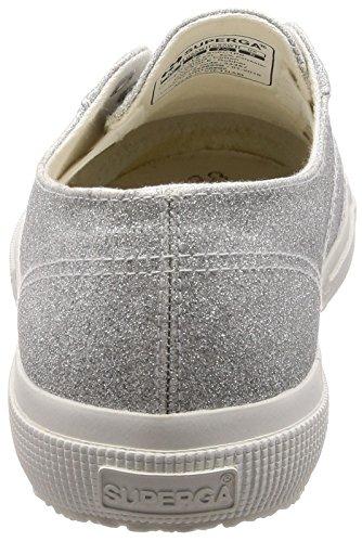 Sneaker Donna Microglitterw Superga 2750 Grigio qpx0YwU