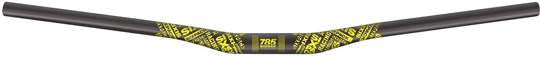 Sixpack millenium785Riser 785mm Brazo, Negro de de neón Amarillo, tamaño estándar Negro de de neón Amarillo tamaño estándar TACX6|#Tacx SI-201543