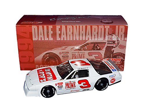 AUTOGRAPHED 1994 Dale Earnhardt Jr. #3 Prime Sirloin / Mom N Pops Racing Camaro Xtreme (Historical Series) 2001 Release Rare Signed Action 1/24 NASCAR Diecast Car with COA (1 of only 10,008 produced!) from Trackside Autographs