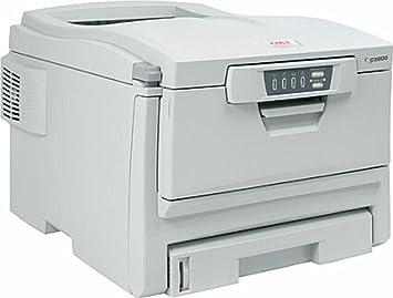 OKI C3200 Impresora láser LED página de Impresora Model: n31160b ...